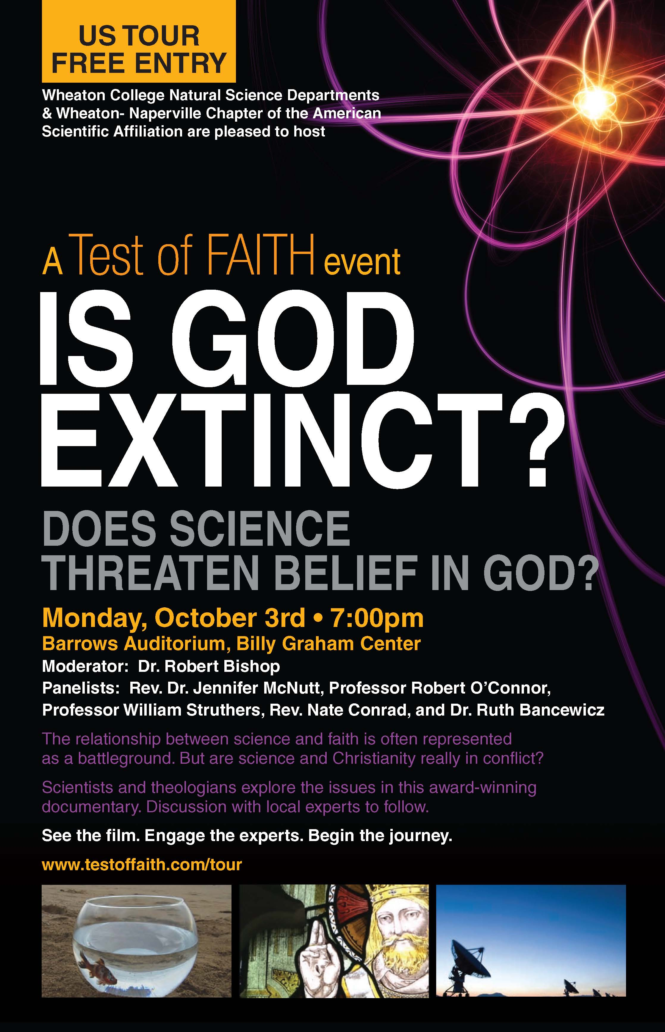 faith in science A wall street journal op-ed makes the claim that science is 'faith-based' - here's why that's not the case.