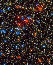 Omega Centauri star cluster cropped