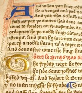 16th century manuscript, Andrew Beierle, www.sxc.hu