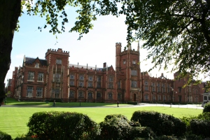 Ruth is now based at Queen's University, Belfast.   © Paul Porter, freeimages.com