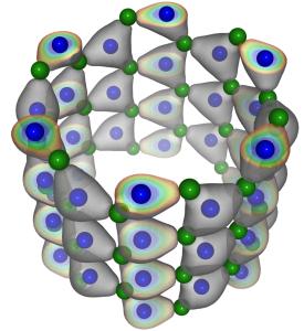 Boron nitride nanotube, Isaac Tamblyn, Creative Commons Attribution-Share Alike 4.0 International license