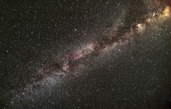 © Carter Roberts, NASA