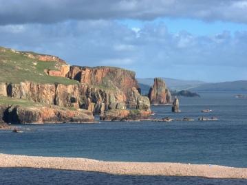 Shetland Cliffs. Flickr. (CC BY 2.0)