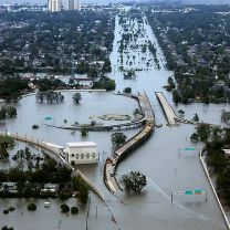 KatrinaNewOrleansFlooded by US Coast Guard. Public Domain