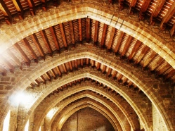 Arched roof by Liz. Flickr. (CC BY-NC 2.0)