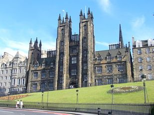 New College Edinburgh, by Kim Traynor (CC-BY-SA-3.0)