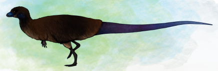 Lesothosaurus diagnosticus  By Jack Wood [CC BY-SA 4.0], via Wikimedia Commons