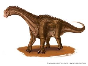 Titanosaur by CURURO. (CC BY-NC-ND 3.0)