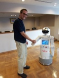 Enon robot By Ms. President (Flickr User) [CC BY-SA 2.0], via Wikimedia Commons
