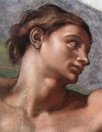 460px-Michelangelo,_Creation_of_Adam_05