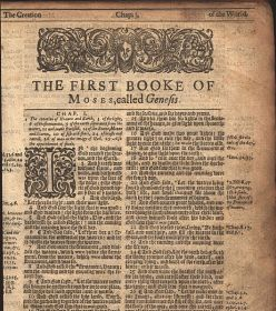 Genesis_Chapter_One_from_a_1620-21_King_James_Bible