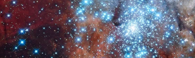 Star cluster. NASA, ESA & E. Sabbi (ESA:STScI) 678125main_hubble_sparkles_full_full