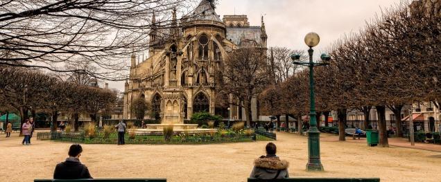 notre dame cathedral paris-3188295_1280edmondlafoto pixabay crop